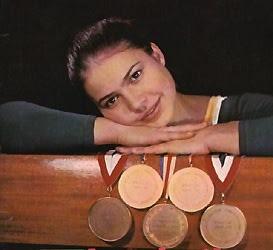 Ludmilla Tourischeva The International Gymnastics Hall