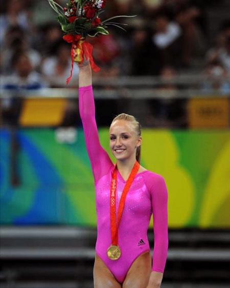 Nastia Liukin   The International Gymnastics Hall of Fame