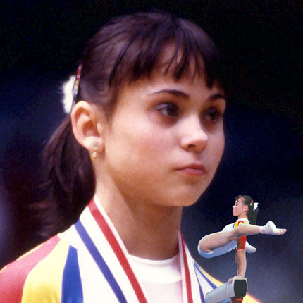 Aurelia Dobre The International Gymnastics Hall Of Fame